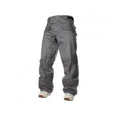 Rehall, Glacier ski-broek, kinderen, grey melange